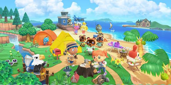TSUTAYA一周销量榜:《世界游戏51》仅次于《动森》