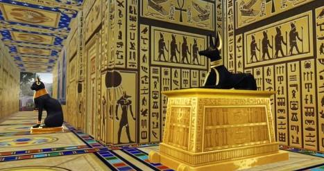 明日之后埃及风家具怎么样