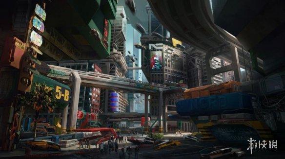 《赛博朋克2077》小唐人街是什么?小唐人街介绍