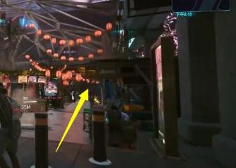 赛博朋克2077扭扭街位置及进入方法介绍