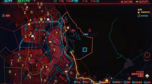 赛博朋克2077艾芙琳帕克埋藏位置介绍