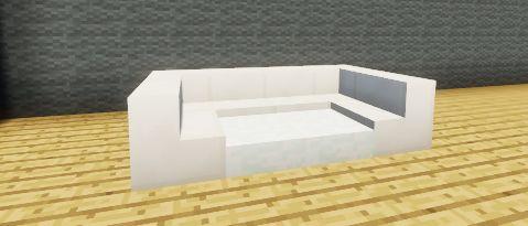 我的世界靠垫沙发制作图文教程