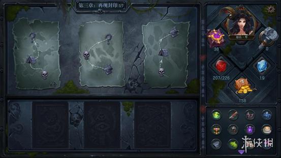 《无尽航线》游戏地图机制讲解 无尽航线地图选项有哪些?