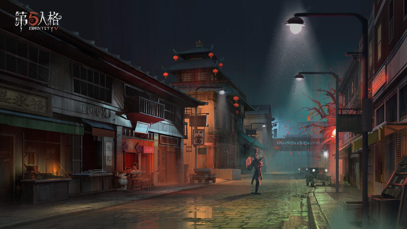 第五人格唐人街地图怎么样?第五人格唐人街地图场景一览