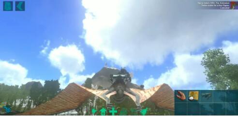 方舟生存进化手游用风神炮台抓泰坦龙详细攻略