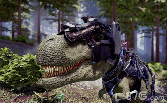 方舟生存进化恐龙大全
