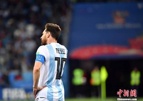 世界杯:绝地反击,不止梅西命硬