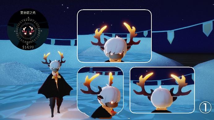 《光遇》圣诞节所需蜡烛汇总介绍