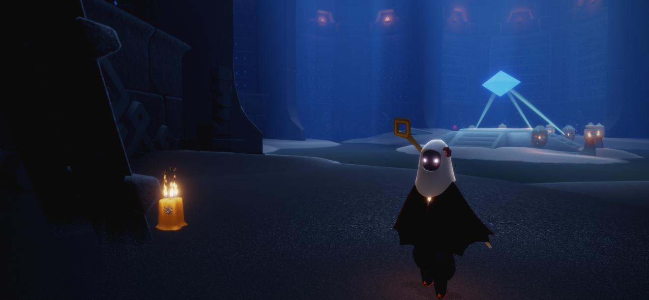 《光遇》1月27日大蜡烛/季节蜡烛位置分享