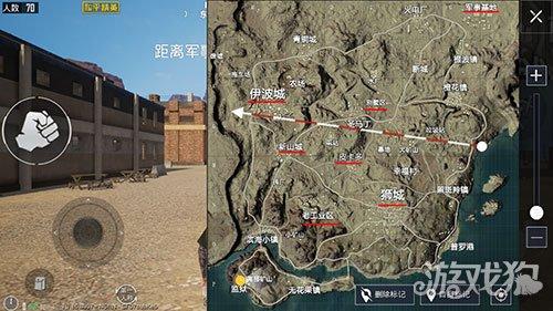和平精英沙漠图怎么打 沙漠图上分技巧详解