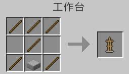 我的世界盔甲架怎么做 我的世界盔甲架怎么合成