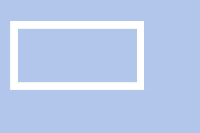 PhotoShopCC空心矩形如何绘制?空心矩形绘制方法图文介绍