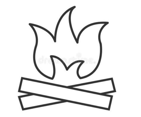 QQ红包火堆图案怎么画好识别?火堆图案最容易识别画法分享