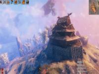 英灵神殿使用工作台提示要屋顶怎么办