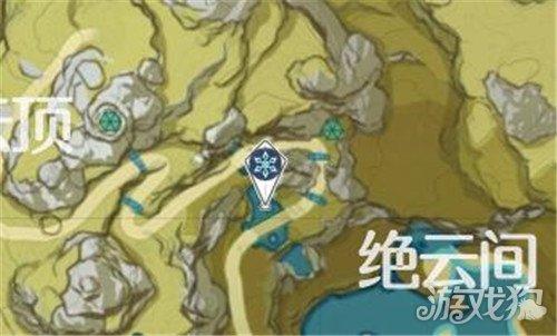 原神冰元素神像在哪儿 冰元素神像位置分布一览