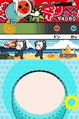 太鼓达人DS:触摸演奏下载