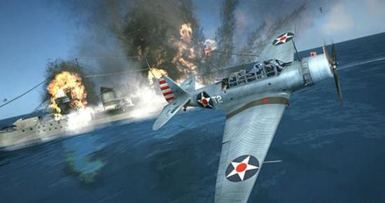 破坏连队:太平洋中队WWII下载