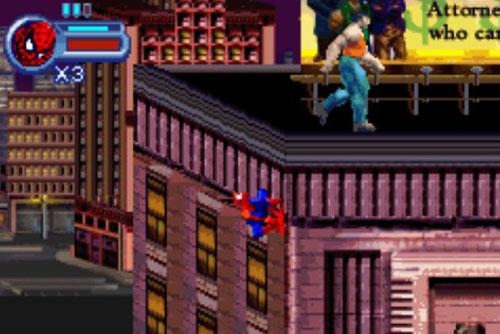 蜘蛛侠-未知的威胁中文版下载