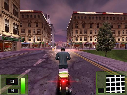 野蛮踏板车竞速赛2006下载