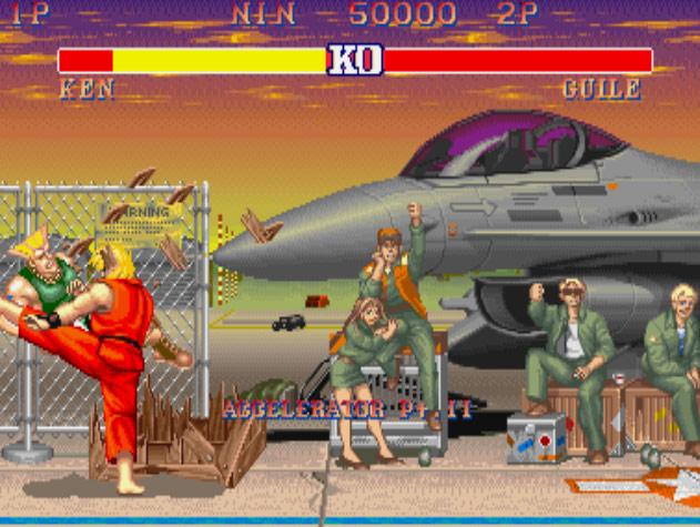 街头霸王II-保卫之战下载