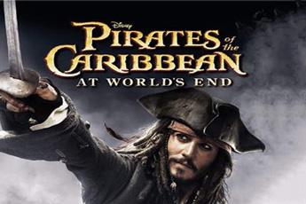 加勒比海盗之世界尽头