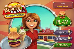 欢闹汉堡店2:艾莉的有机食品 (Burger Bustle: Ellie's Organics)