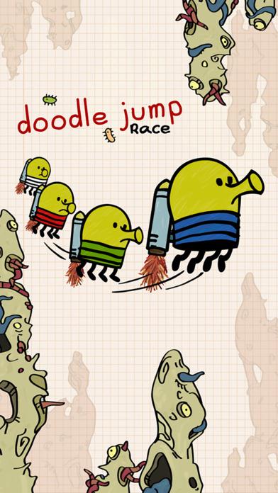 Doodle Jump Race软件截图0