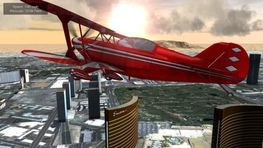 Flight Unlimited Las Vegas软件截图0