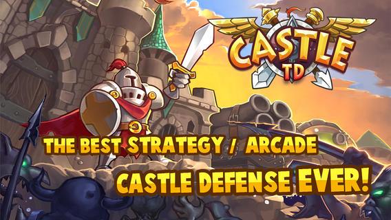 Castle Defense HD软件截图0