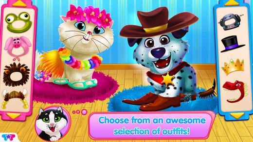 Kitty & Puppy软件截图2