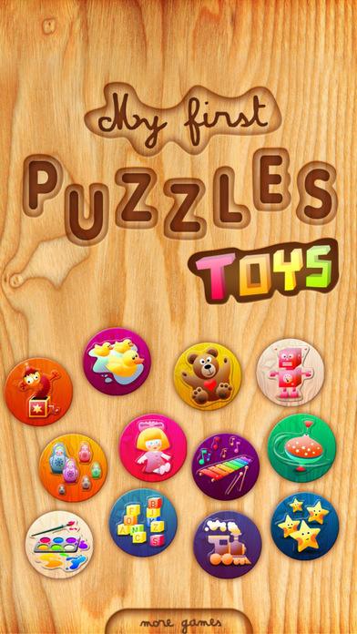 My first puzzles软件截图1