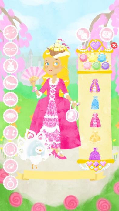 免费的公主时装秀软件截图0