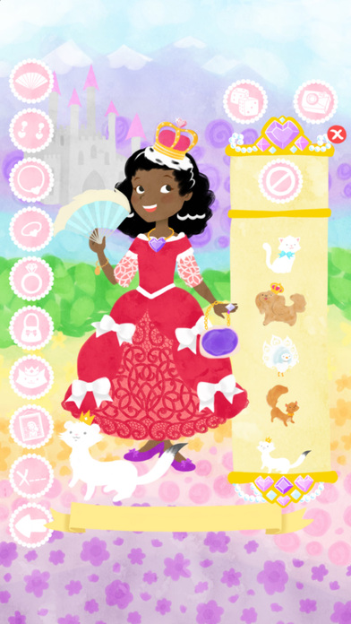 免费的公主时装秀软件截图1
