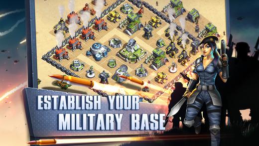Allies in War软件截图1