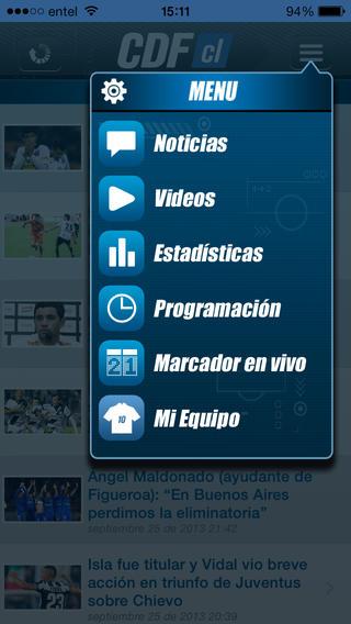 CDF Chile软件截图1