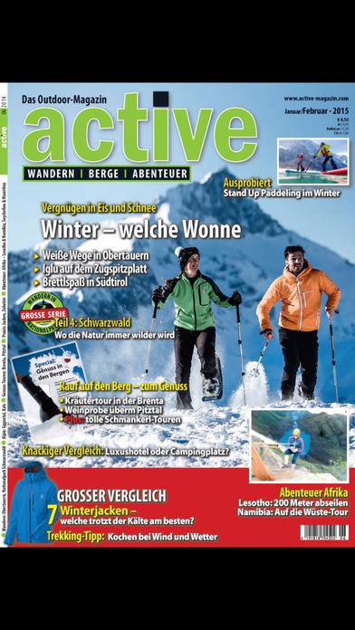 active Magazine(旅游杂志)软件截图0