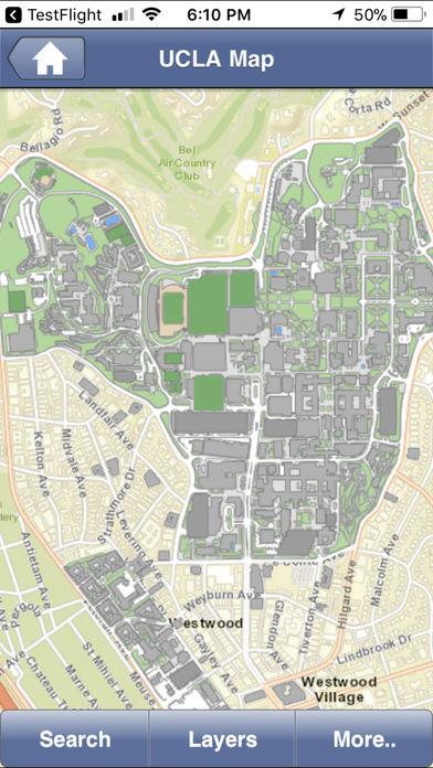 UCLA Campus Map软件截图0