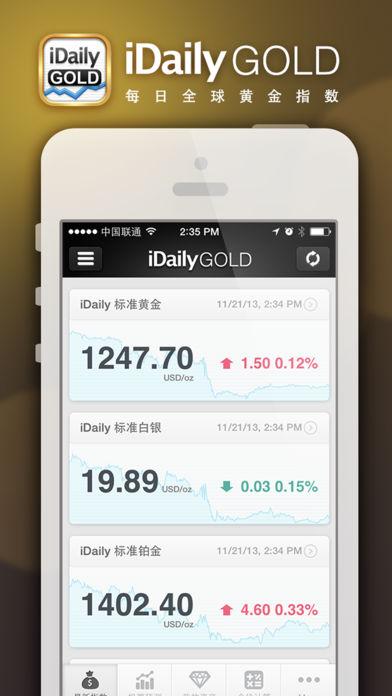 iDaily Gold软件截图0