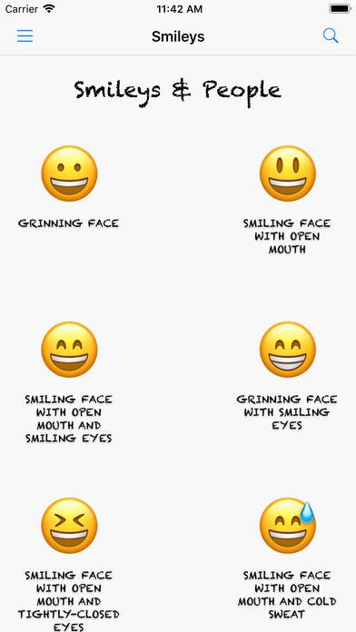 Smileys软件截图0