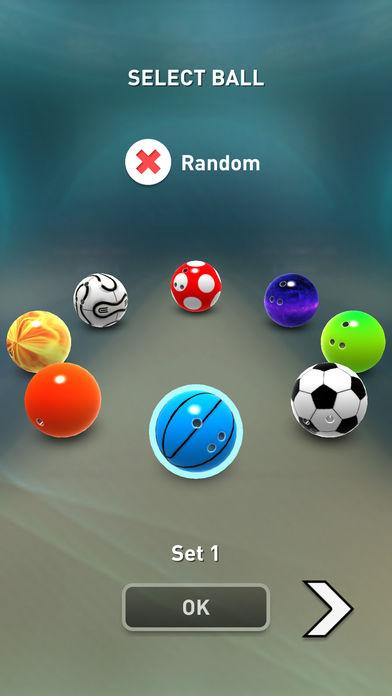 Bowling Game 3D软件截图1