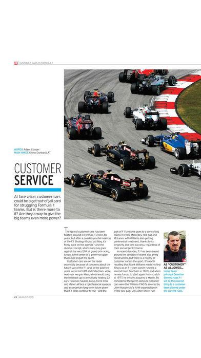 RACER Magazine软件截图2