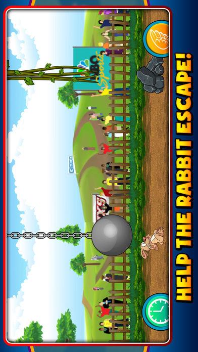 Rabbit Run Game软件截图0