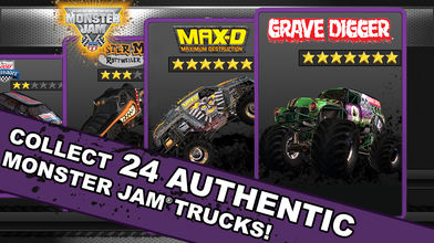 Monster Jam Game软件截图0