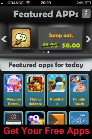 Free apps 免费软件软件截图1