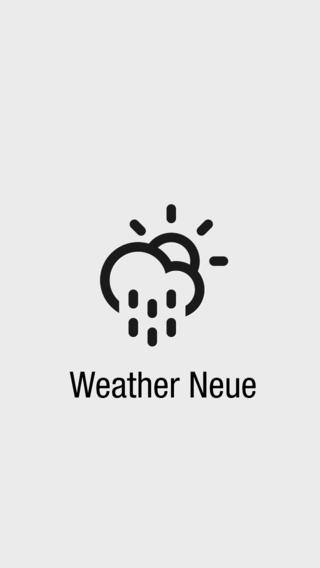 Weather Neue软件截图0
