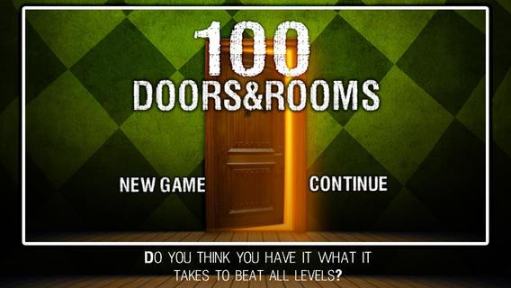 逃脱本色:100 Doors&Rooms软件截图0