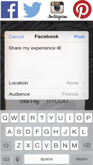 Social Tip Tap软件截图2
