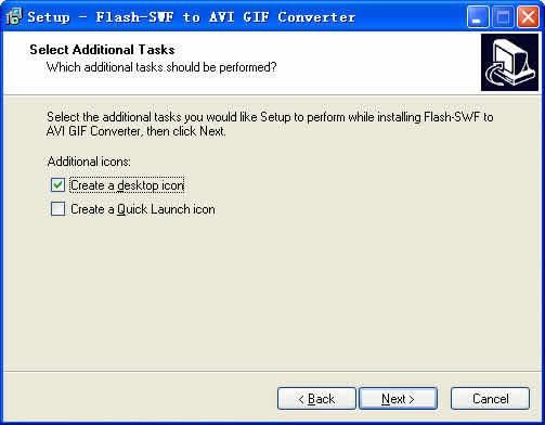 Flash-SWF to AVI GIF Converter(动画转图片工具)下载