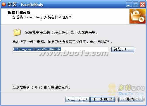 FaceOnBody下载