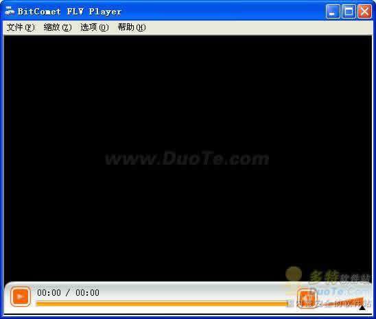 BitComet FLV 视频播放器下载